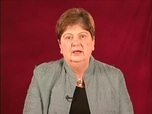Video for Mary Summers - Representative of American Association of School Administrators