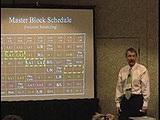 Master Block Schedule