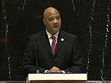 Welcome Comments from Congressman Andre Carson