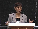 Introduction, Representative Beverly Earle