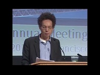 Video for Plenary Session. An Evening with Malcolm Gladwell